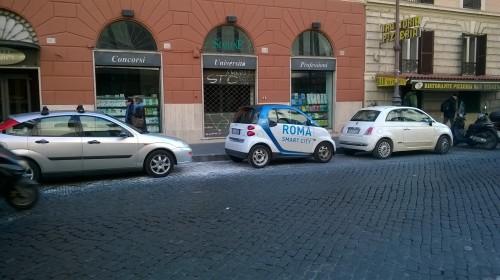 Rome een smart city? Smarter in ieder geval!